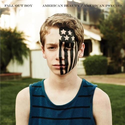Виниловая пластинка FALL OUT BOY - AMERICAN BEAUTY/ AMERICAN PSYCHO