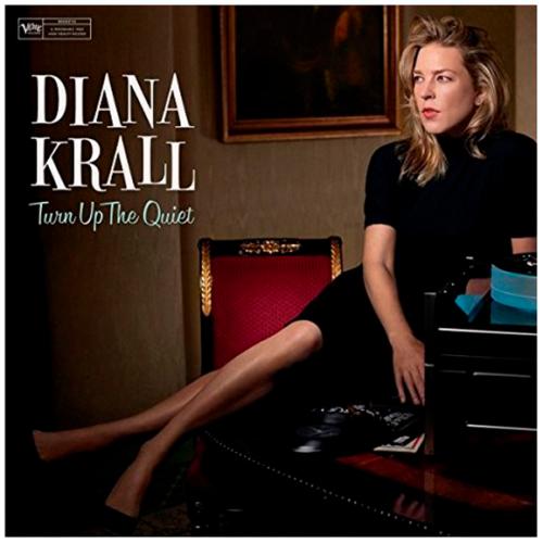 Виниловая пластинка DIANA KRALL - TURN UP THE QUIET (2 LP)