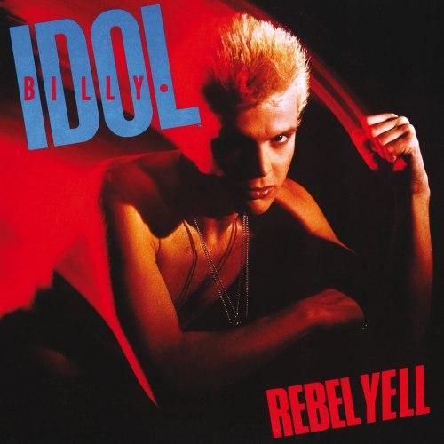 Виниловая пластинка BILLY IDOL - REBEL YELL
