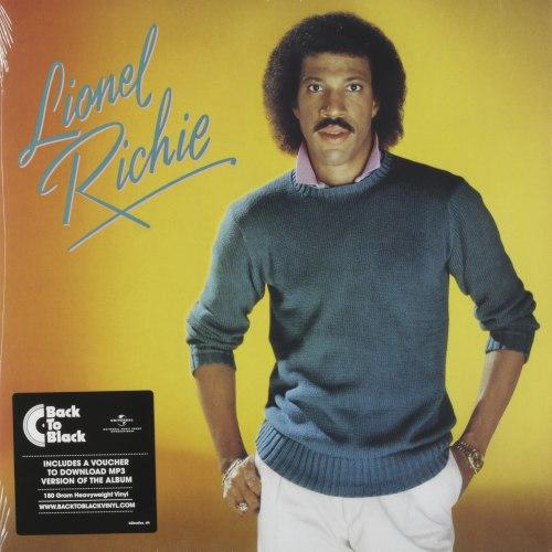 Виниловая пластинка LIONEL RICHIE - LIONEL RICHIE (180 GR)