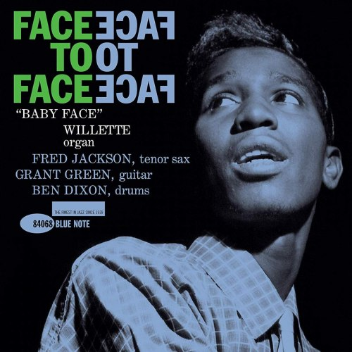 Виниловая пластинка BABY FACE WILLETTE - FACE TO FACE