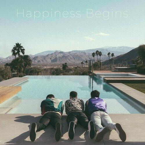 Виниловая пластинка Jonas Brothers-Happiness Begins