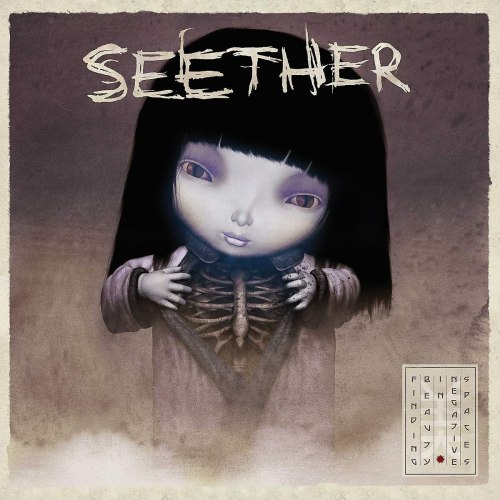 Виниловая пластинка SEETHER - FINDING BEAUTY IN NEGATIVE SPACES (COLOUR, 2 LP)