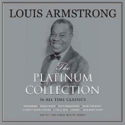 Виниловая пластинка LOUIS ARMSTRONG - THE PLATINUM COLLECTION (3 LP)