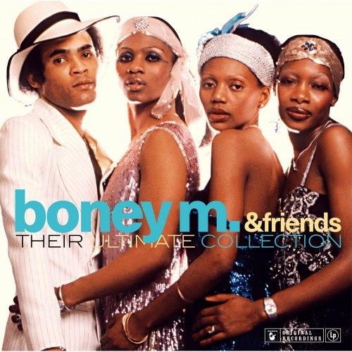 Виниловая пластинка BONEY M. & FRIENDS - THEIR ULTIMATE COLLECTION (180 GR)