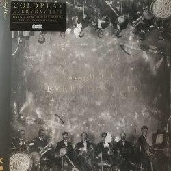 Виниловая пластинка COLDPLAY - EVERYDAY LIFE (2 LP, 180 GR)