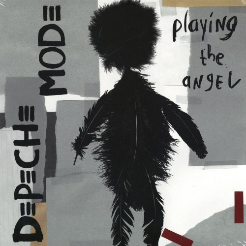 Виниловая пластинка DEPECHE MODE - PLAYING THE ANGEL (2 LP)