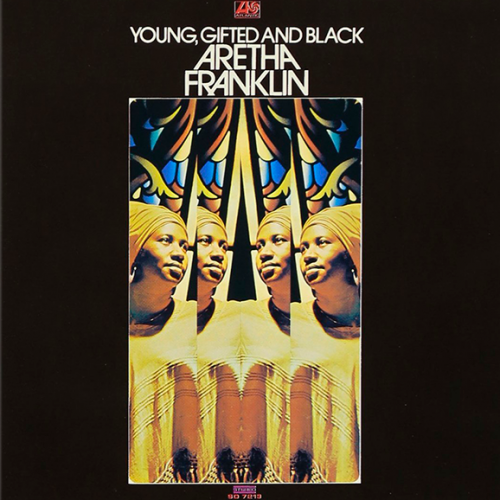 Виниловая пластинка ARETHA FRANKLIN - YOUNG, GIFTED AND BLACK (LIMITED, COLOUR)