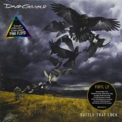 Виниловая пластинка DAVID GILMOUR - RATTLE THAT LOCK (180 GR)