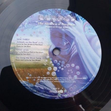 Виниловая пластинка KANSAS - THE ABSENCE OF PRESENCE (180 GR, 2 LP+CD)