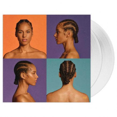 Виниловая пластинка ALICIA KEYS - ALICIA (COLOUR, 2 LP)