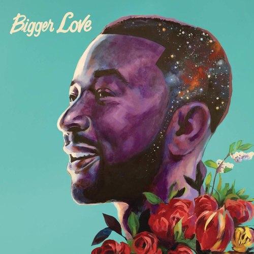 Виниловая пластинка JOHN LEGEND - BIGGER LOVE (2 LP)