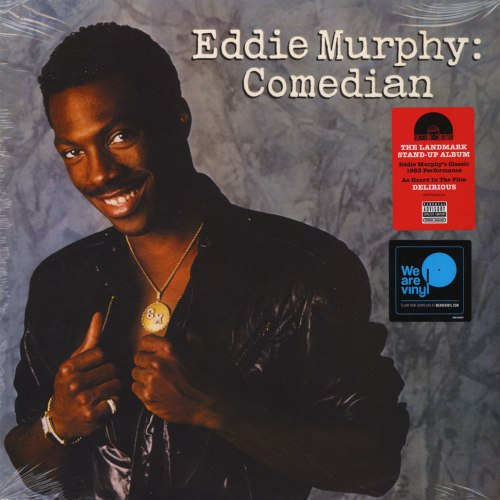 Виниловая пластинка EDDIE MURPHY - COMEDIAN (35TH ANNIVERSARY)