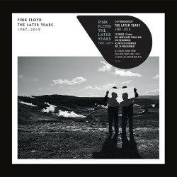Виниловая пластинка PINK FLOYD - THE LATER YEARS 1987-2019 (2 LP, 180 GR)