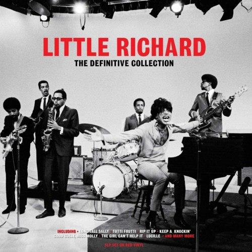 Виниловая пластинка LITTLE RICHARD - DEFINITIVE COLLECTION (COLOUR, 180 GR, 3 LP)