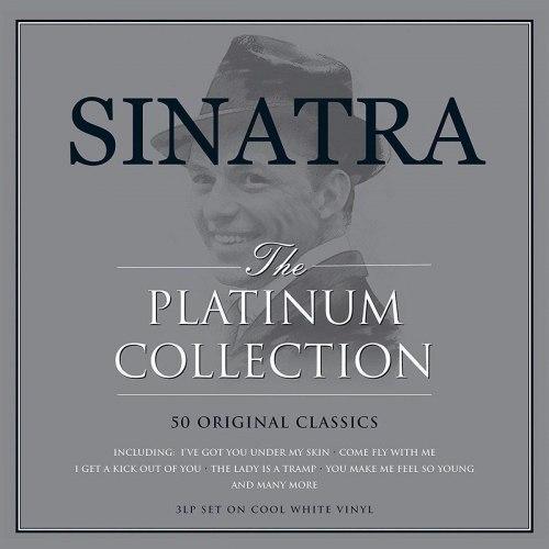 Виниловая пластинка FRANK SINATRA - PLATINUM COLLECTION (COLOUR, 180 GR, 3 LP)