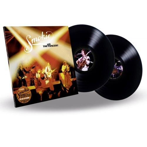 Виниловая пластинка SMOKIE - THE CONCERT (LIVE FROM ESSEN 1978) (2 LP)