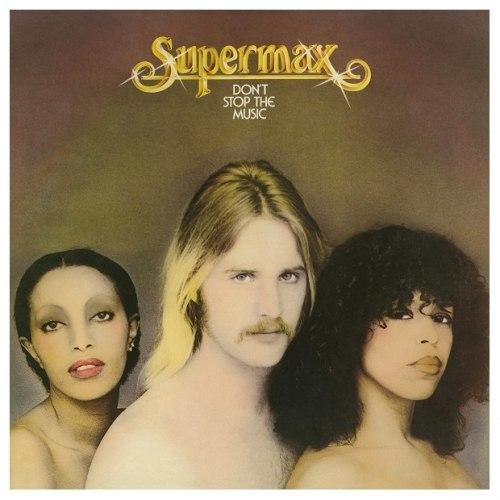 Виниловая пластинка SUPERMAX - DON'T STOP THE MUSIC (180 GR)