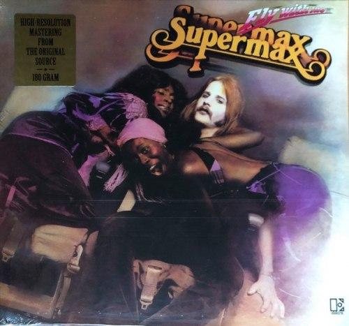 Виниловая пластинка SUPERMAX - FLY WITH ME (180 GR)