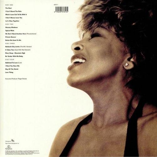 Виниловая пластинка TINA TURNER - SIMPLY THE BEST (2 LP)