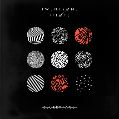 Виниловая пластинка Twenty One Pilots-BLURRYFACE
