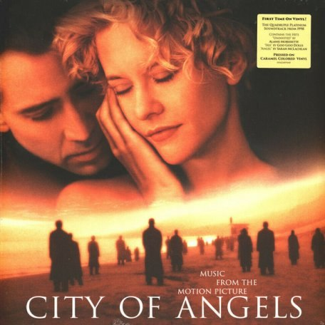 Виниловая пластинка VARIOUS ARTISTS-CITY OF ANGELS (MUSIC FROM THE MOTION PICTURE)