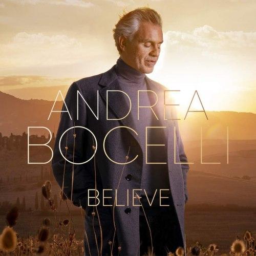 Виниловая пластинка ANDREA BOCELLI - BELIEVE (2 LP)