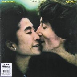 Виниловая пластинка JOHN LENNON - MILK AND HONEY (180 GR)