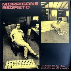 "Виниловая пластинка ENNIO MORRICONE - MORRICONE SEGRETO (LIMITED, COLOUR, 2 LP + 7"")"