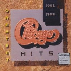 Виниловая пластинка CHICAGO - GREATEST HITS 1982-1989