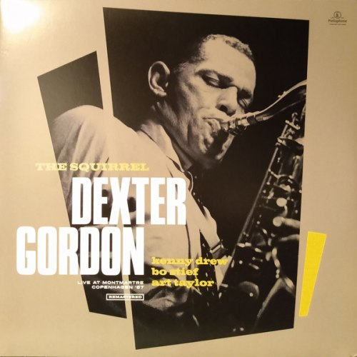 Виниловая пластинка Dexter Gordon — THE SQUIRREL