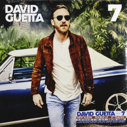Виниловая пластинка DAVID GUETTA - 7 (2 LP)