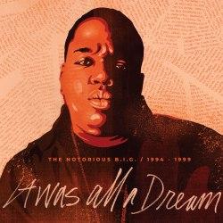Виниловая пластинка NOTORIOUS B.I.G. - IT WAS ALL A DREAM: THE NOTORIOUS B.I.G. 1994-1999 (COLOUR, 180 GR, 9 LP)