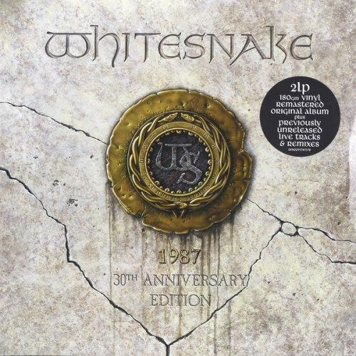 Виниловая пластинка WHITESNAKE - 1987 (30TH ANNIVERSARY) (2 LP, 180 GR)