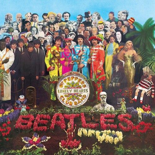 Виниловая пластинка BEATLES - SGT. PEPPER'S LONELY HEARTS CLUB BAND (GILES MARTIN MIX)