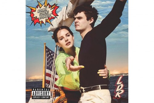 Виниловая пластинка LANA DEL REY -NORMAN FUCKING ROCKWELL (LIMITED, 2 LP, COLOUR)