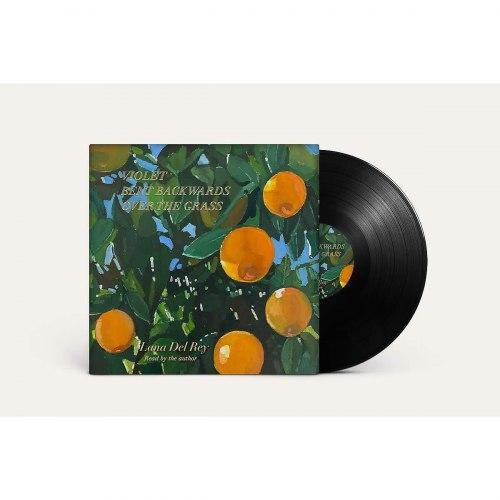 Виниловая пластинка LANA DEL REY - VIOLET BENT BACKWARDS OVER THE GRASS