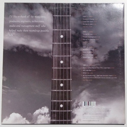 Виниловая пластинка DIRE STRAITS & MARK KNOPFLER-THE BEST OF (2 LP)