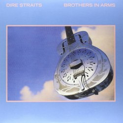 Виниловая пластинка DIRE STRAITS - BROTHERS IN ARMS (2 LP)