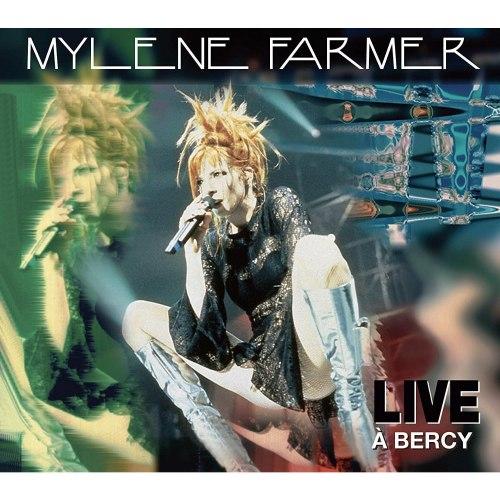 Виниловая пластинка MYLENE FARMER - LIVE A BERCY (3 LP)