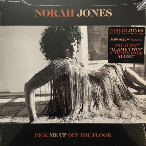 Виниловая пластинка NORAH JONES - PICK ME UP OFF THE FLOOR