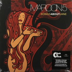Виниловая пластинка MAROON 5 - SONGS ABOUT JANE