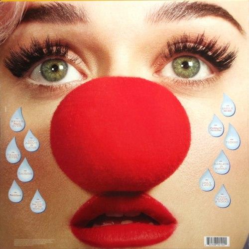 Виниловая пластинка KATY PERRY - SMILE (COLOUR)