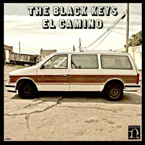 Виниловая пластинка THE BLACK KEYS - EL CAMINO