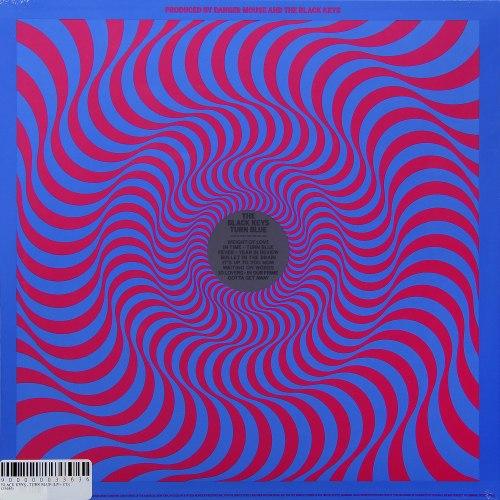 Виниловая пластинка THE BLACK KEYS - TURN BLUE