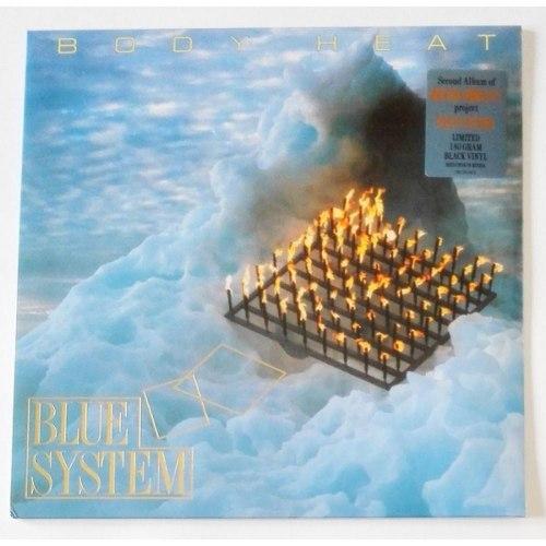 Виниловая пластинка BLUE SYSTEM - BODY HEAT (180 GR)