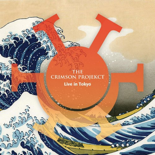 Виниловая пластинка THE CRIMSON PROJEKCT - LIVE IN TOKYO (2 LP + CD, 180 GR)