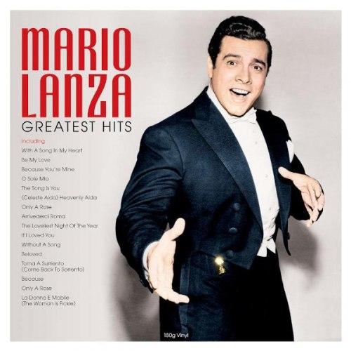 Виниловая пластинка MARIO LANZA - GREATEST HITS (180 GR)