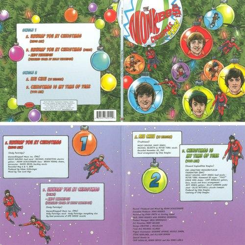 Виниловая пластинка MONKEES - Christmas Party Plus!