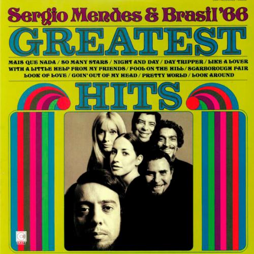 Виниловая пластинка SERGIO MENDES - GREATEST HITS